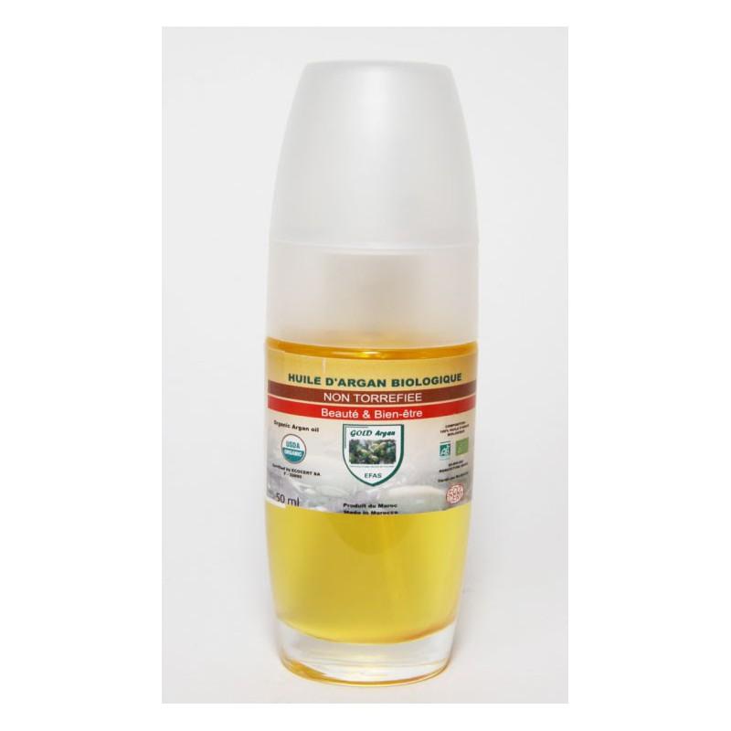 Olejek arganowy kosmetyczny - butelka spray 50 ml