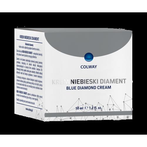 Krem Niebieski Diament