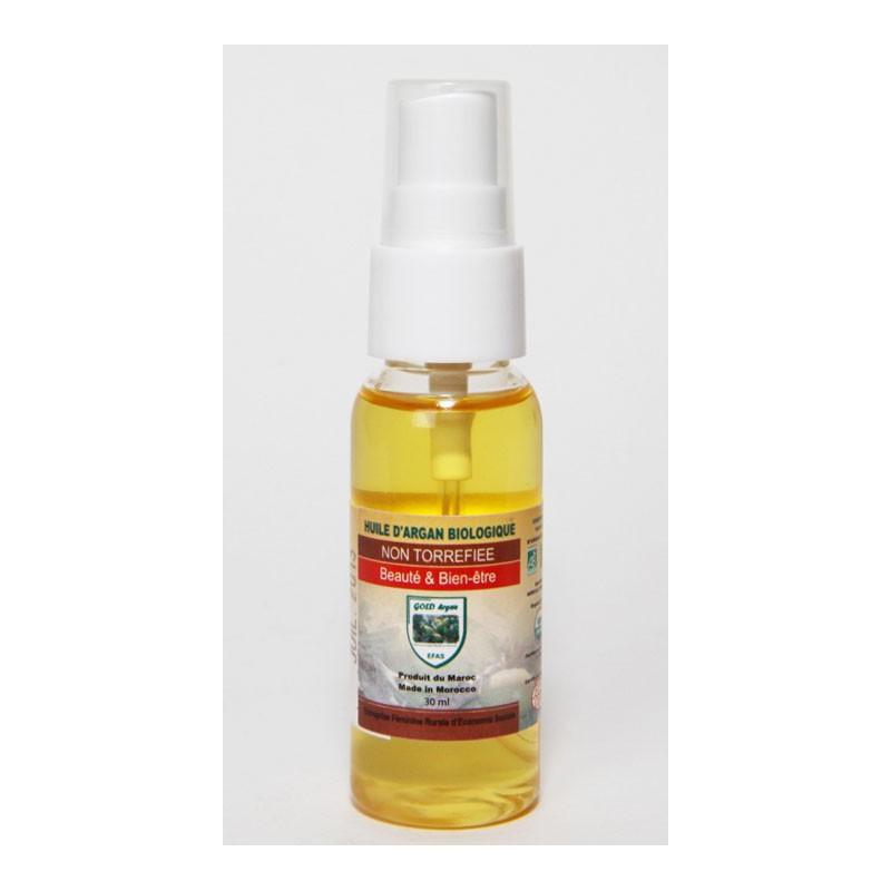 Olejek arganowy kosmetyczny - butelka spray 30 ml