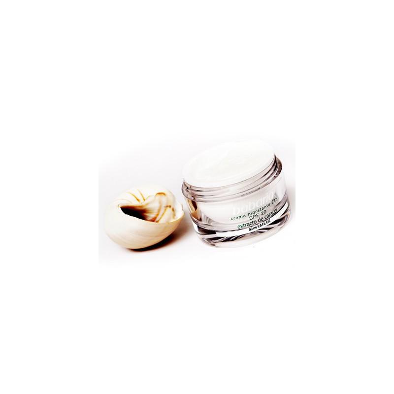 Krem z ekstraktem ze śluzu ślimaka z filtrem SPF20 50 ml